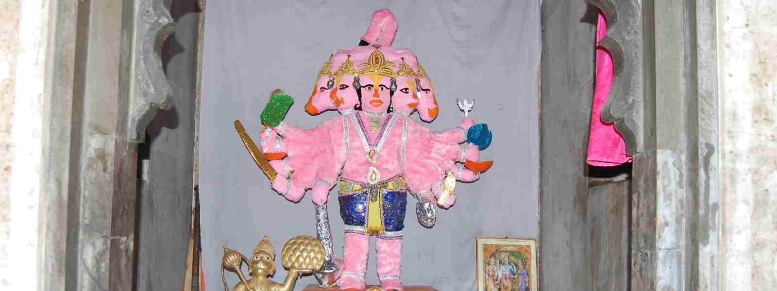 Panchmukhi Balaji Gangrar