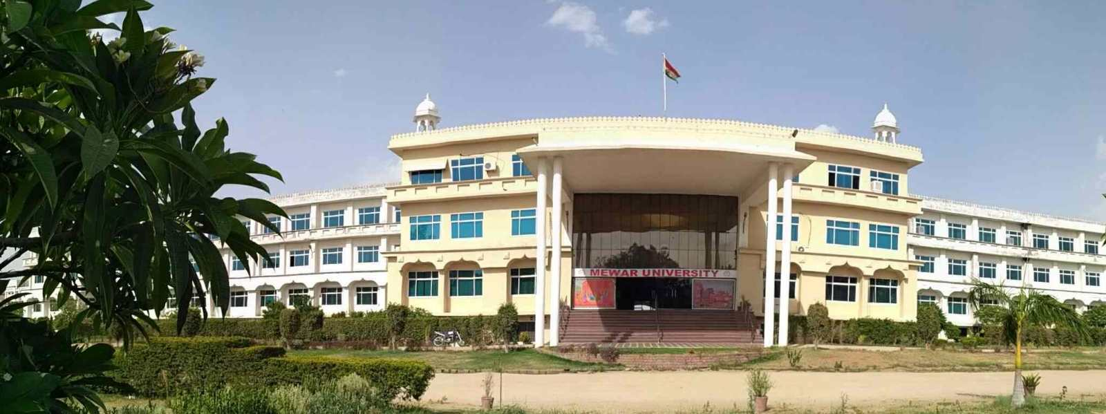 Mewar University Gangrar