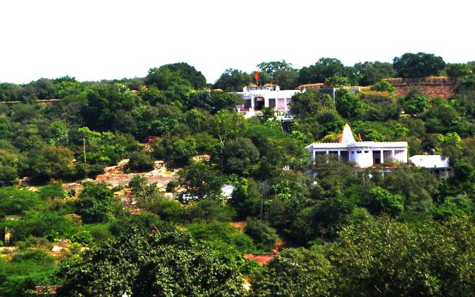 गंगरार बालाजी मंदिर गंगरार