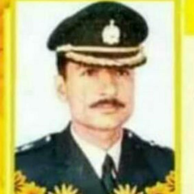 Mejar Natwar Singh Ji Shaktawat